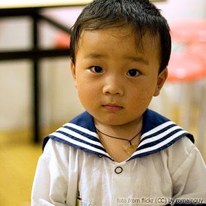 Сшить детскую блузку для мальчика