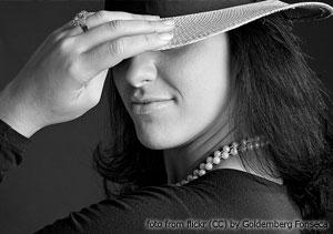 Выкройка шляпы. Как сшить шляпу с полями. Женская шляпа своими руками