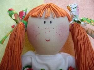 Выкройки кукол. Сшить куклу. Кукла своими руками