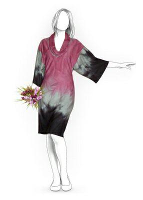 платье трикотажное выкройка (25 фотки
