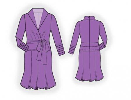 Выкройка - платье - костюм