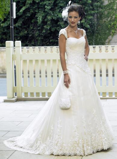 Свадебное платья своими руками выкройка