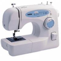 Заправка и регулировка швейной машины