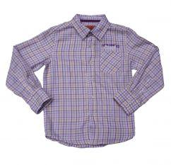 Выкройка рубашки для мальчика. Шьем рубашку для мальчика