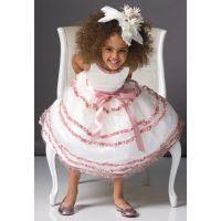 Детское платье для девочки-подростка