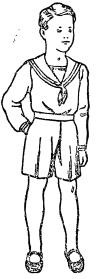 Шьем двубортную детскую курточку