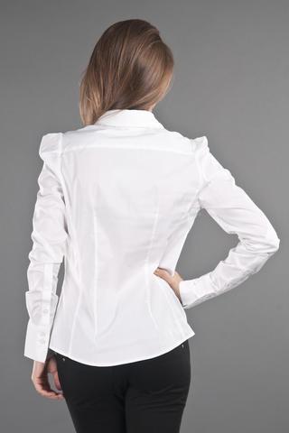 Шьем женскую блузку без вытачки