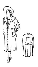 Пальто своими руками шьем
