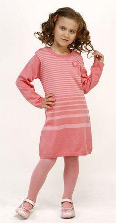 Шьем детское платье на круглой кокетке с различными застежками