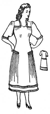 Основы моделирования и коснтруирования одежды