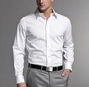 Выкройка мужской приталенной рубашки. Шьем рубашку