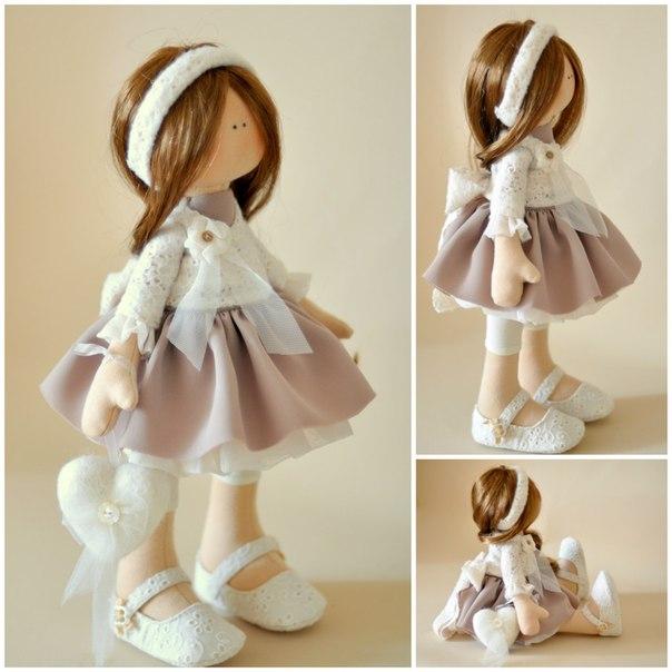 Шьем куклу большеножку своими руками выкройки